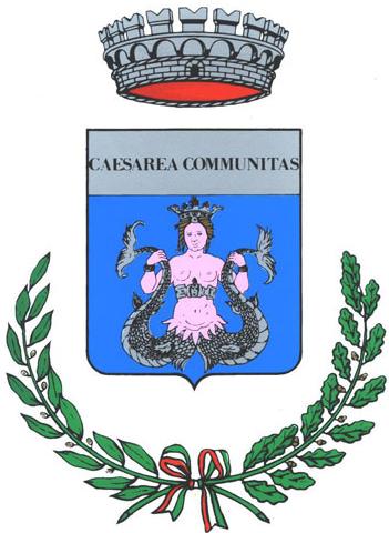 Porto Cesareo-Stemma