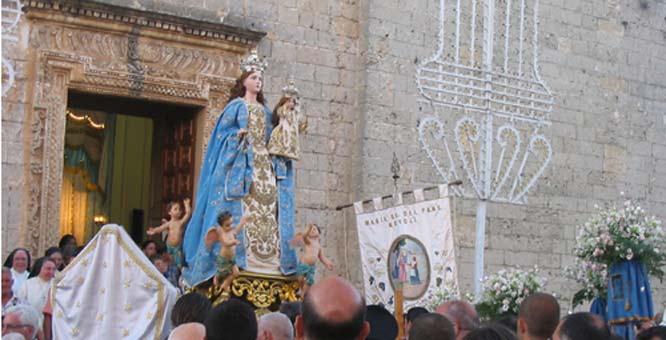 Processione Madonna del Pane