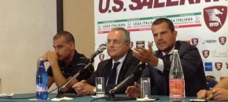 salernitana conferenza