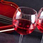 vino e violino
