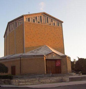 Prospetto Chiesa S. Rosa Lecce