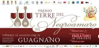 Premio Terre del Negroamaro 2014