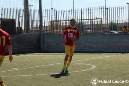 Futsal lecce Bongermino-Domenico