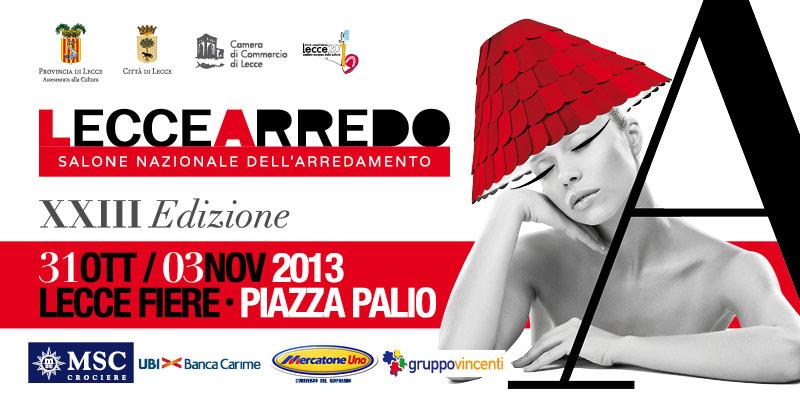 Arriva leccearredo dal 5 dicembre in piazza palio il for Leccearredo