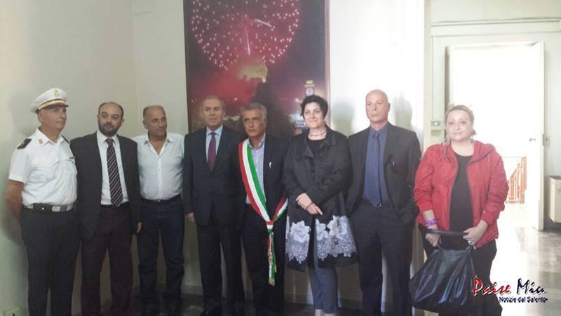 Delegazione Azerbajian