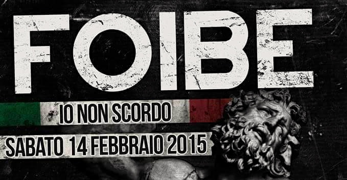 Foibe CasaPound