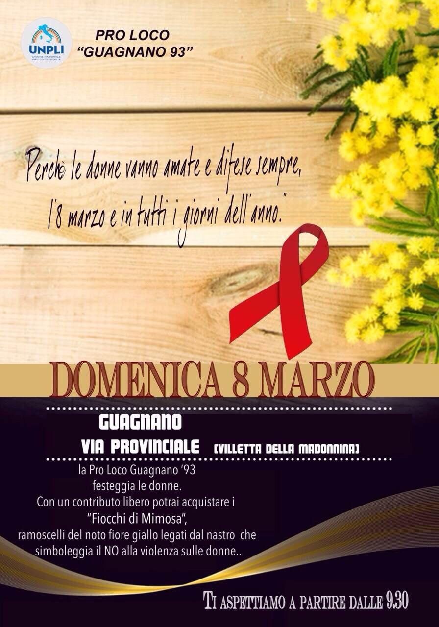 8 marzo a Guagnano