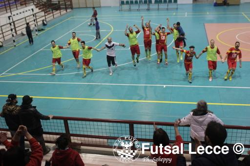 Campionato FutsalAlberto Ritorno