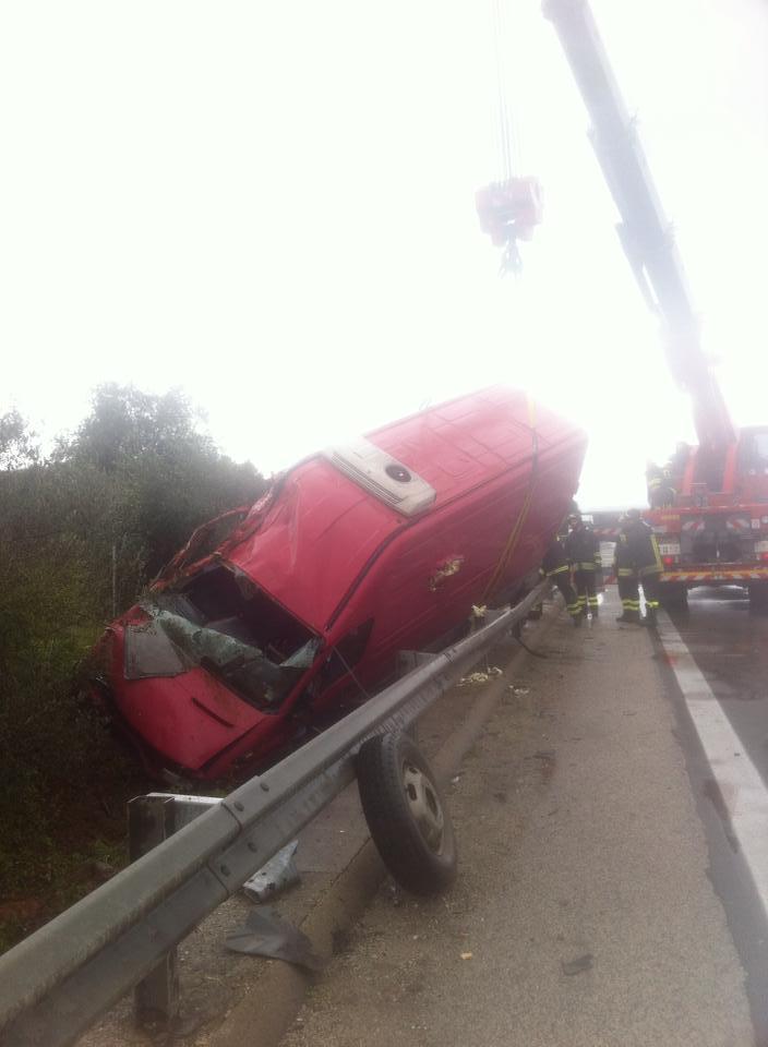 Incidente Brindisi Lecce