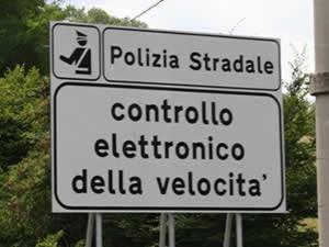 Controllo elettronico della velocita