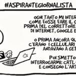 aspirante giornalista