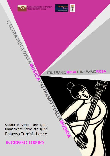 itinerari rosa Conservatorio