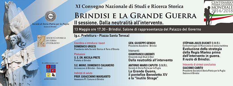 Brindisi e la grande guerra