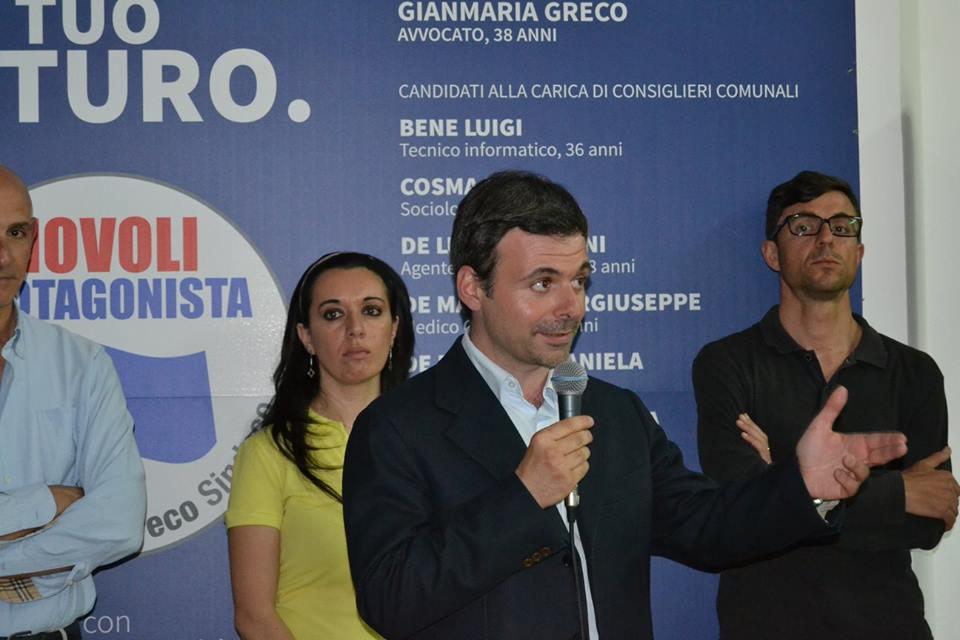 G. Greco Novoli Protagonista
