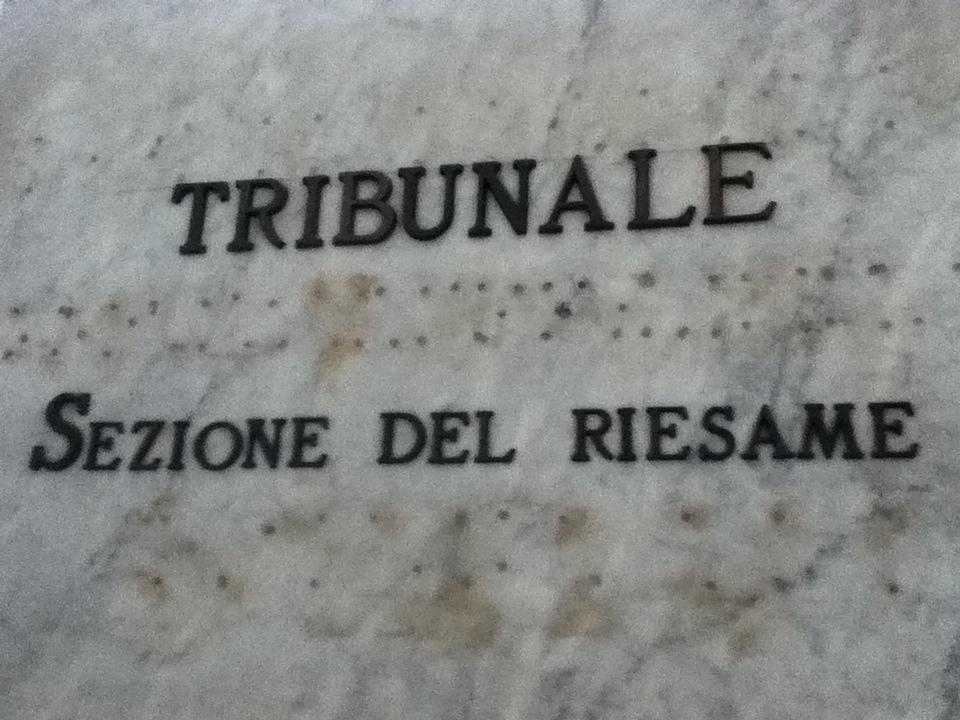 Tribunale del Riesame