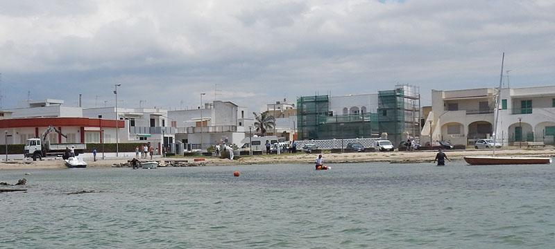 Abusivismo edilizio lungo la costa cesarina
