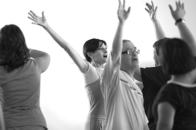 Danza solidale a Galatina