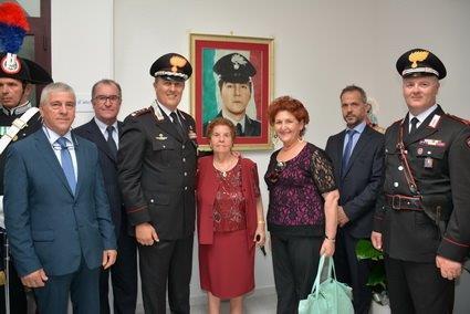 Inaugurazione Caserma Trepuzzi
