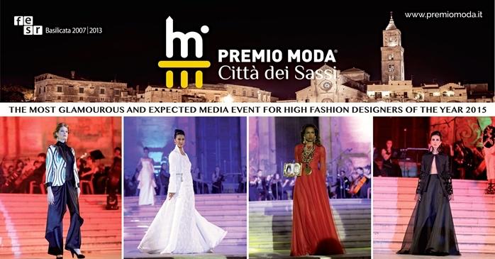 Premio Moda Matera 2015
