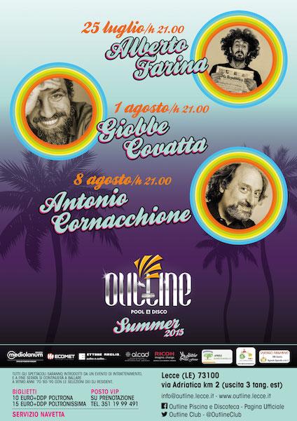 Locandina Summer Cabaret