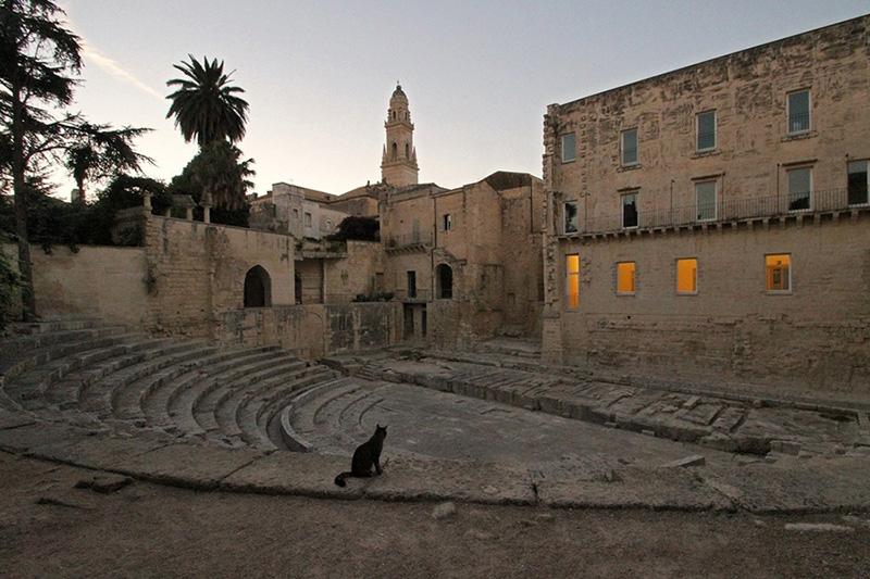 Teatro romano Lecce