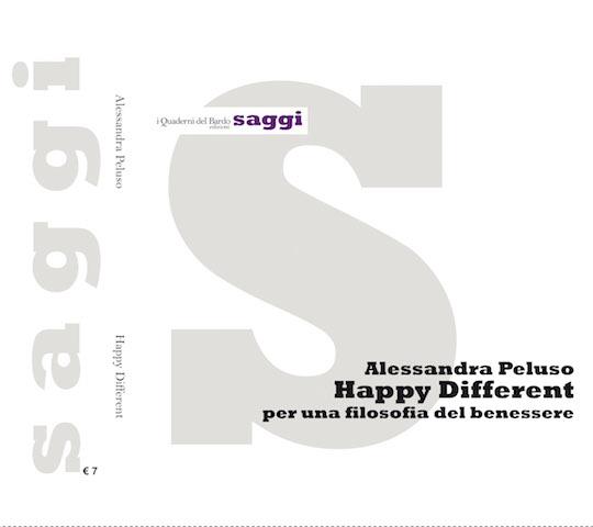 La copertina del saggio di Alessandra Peluso