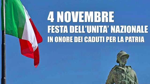 quattro novembre liberazione