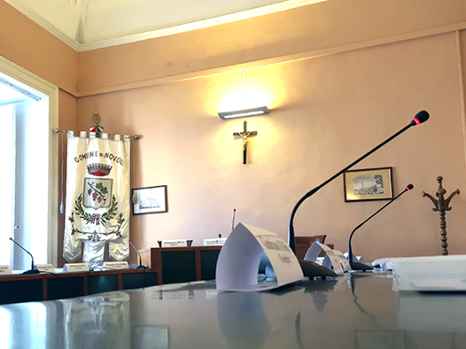 Aula Consiliare Municipio di Novoli