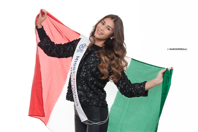 Greta Galassi Miss Italia nel Mondo