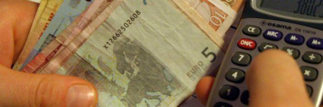 Tasse e soldi