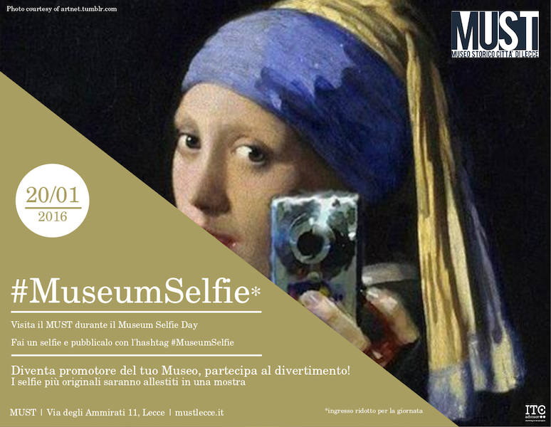 museumselfie