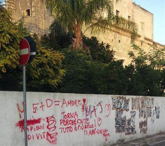 Novoli e vandali