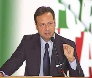 Paolo Pagliaro Forza Italia