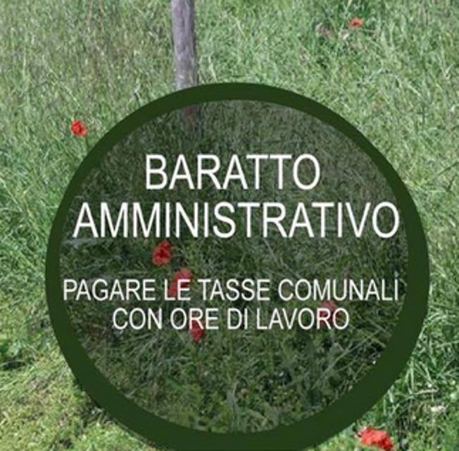 baratto amministrativo