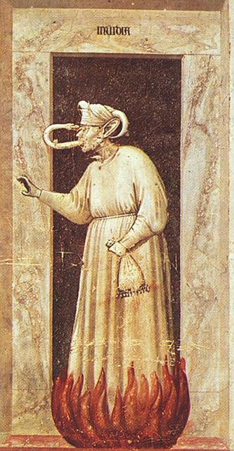 Invidia di Giotto