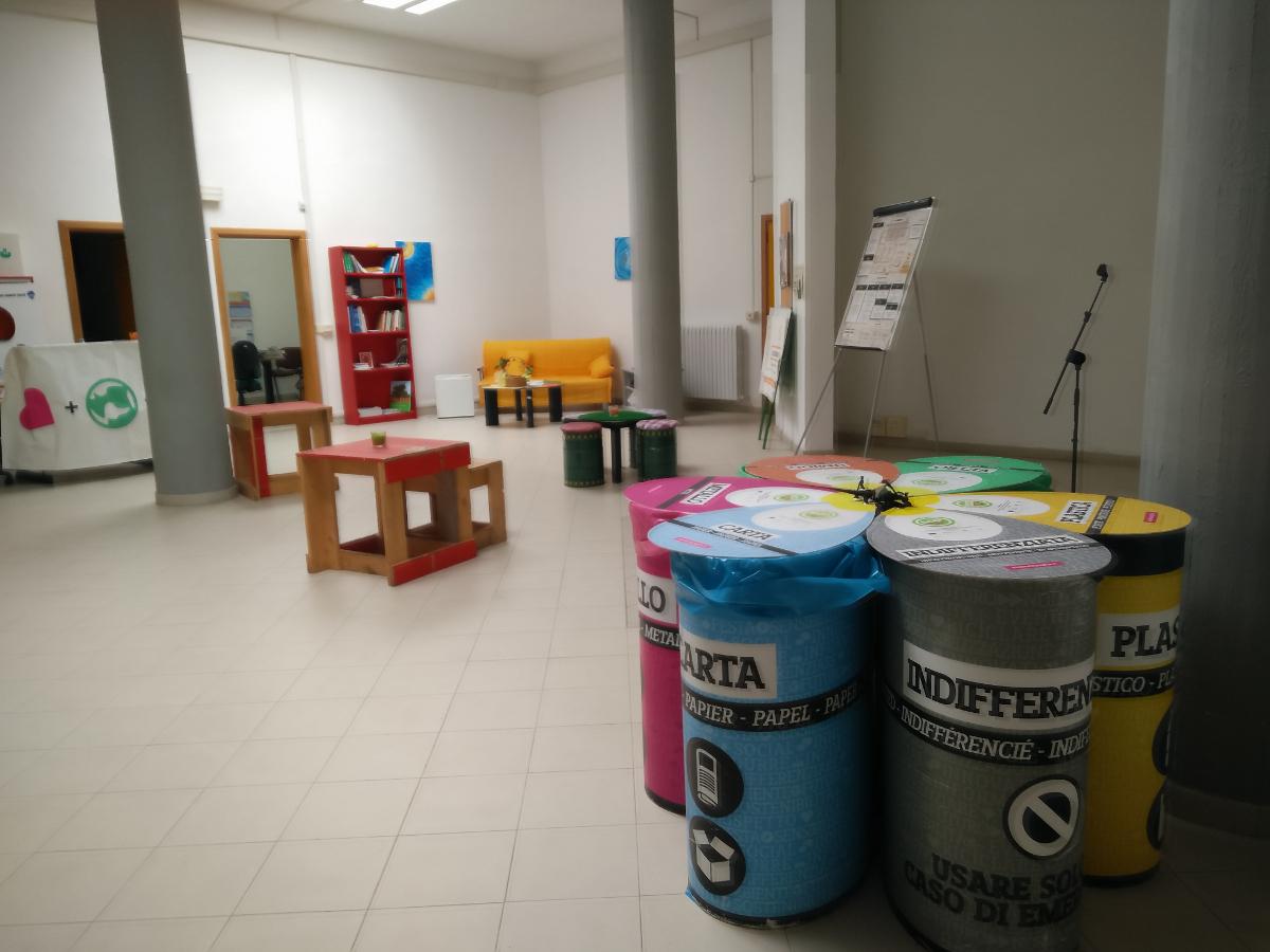 Laboratorio Urbano CulturAmbiente Lab 1