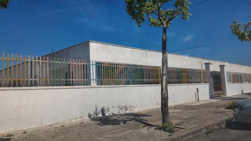 Scuola via Montale a Novoli