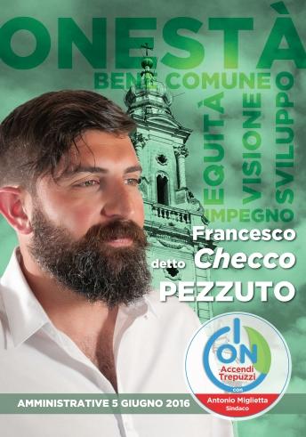Checco Pezzuto On Accendi Trepuzzi