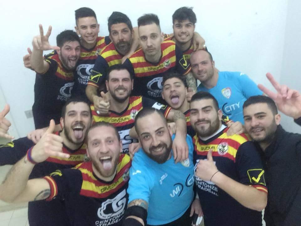 Futsal foto di gruppo