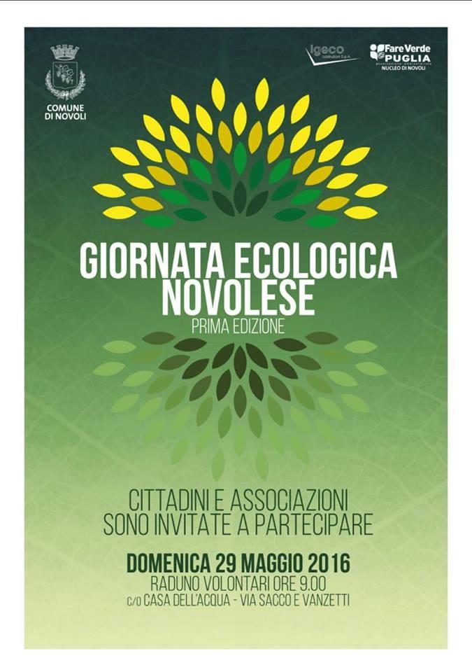 Giornata ecologica novolese