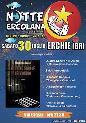 Locandina Cassone Erchie