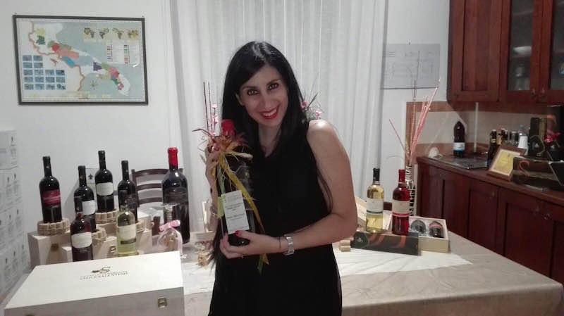 Valentina Perrone premio Terre Neure