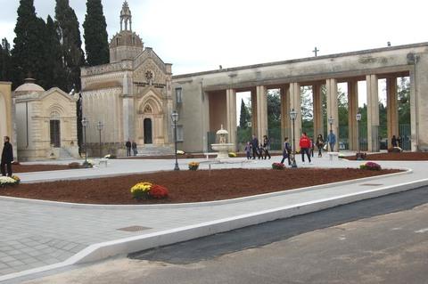 Cimitero di Novoli