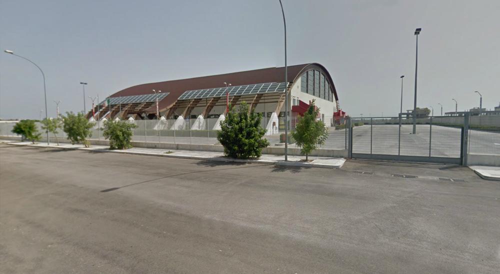 Palasport Lecce