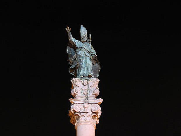 SantOronzo colonna Lecce