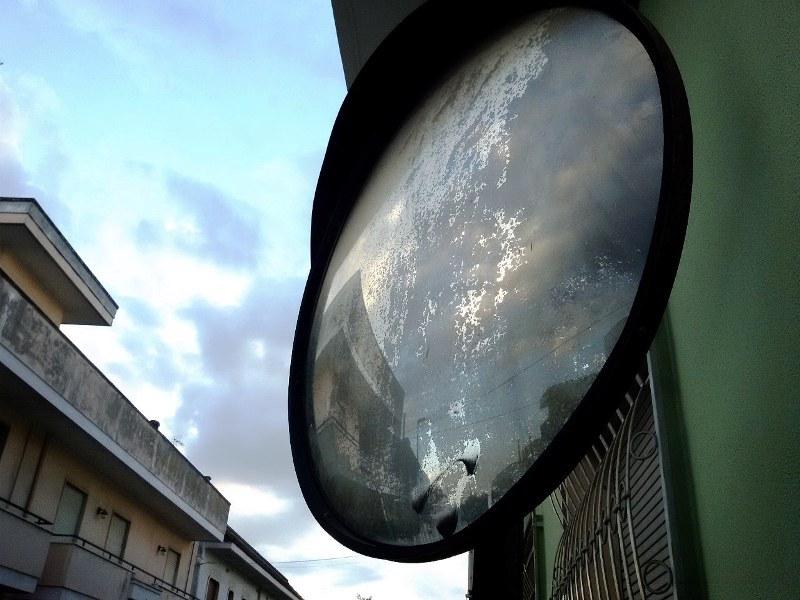 Specchio parabolico