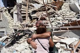 Terremoto Abbraccio