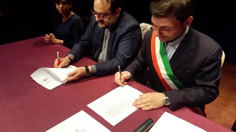 firma accordo focara