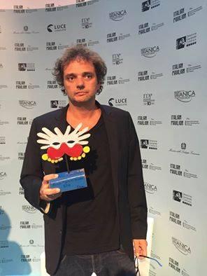Alessandro Valenti premiato a Venezia
