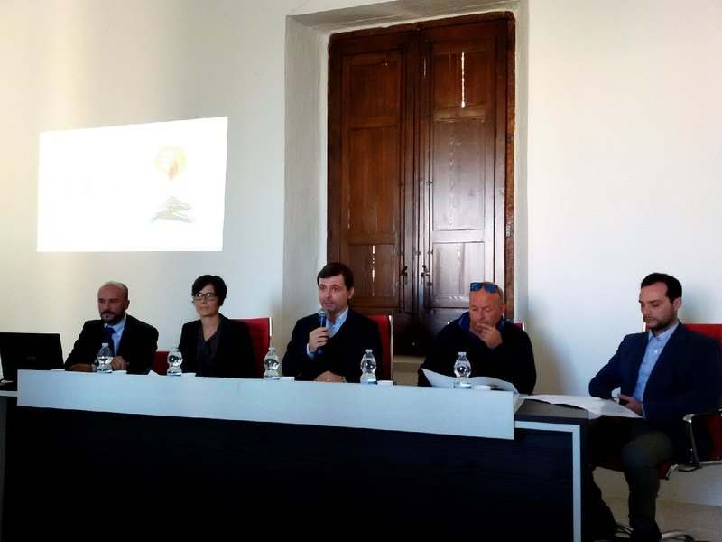 Focara Social Club Conferenza stampa a Novoli